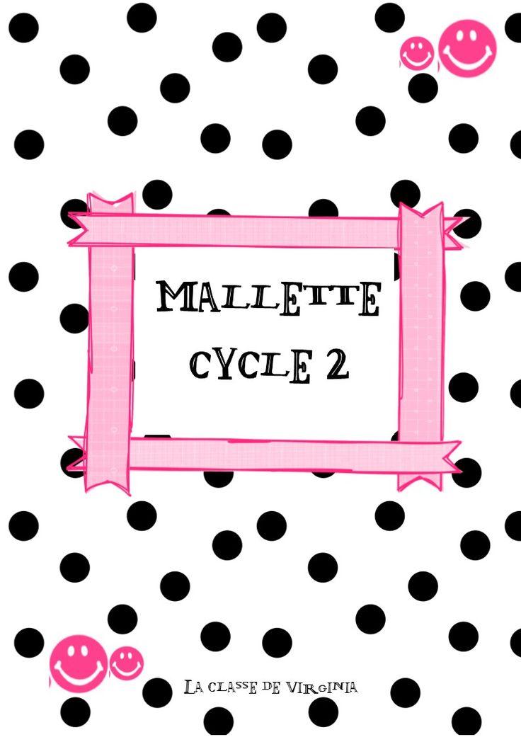 La classe de Virginia: Mallette remplaçant cycle 2