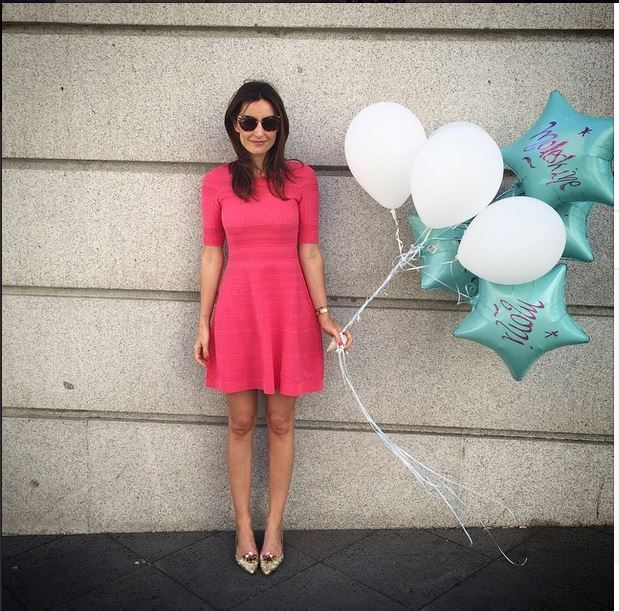 #MMissoni | Pink Prom Dress | ONLINE EXCLUSIVE | #MOSTWANTEDDRESS | Spring 15 | Interpreted by Monimoleskine