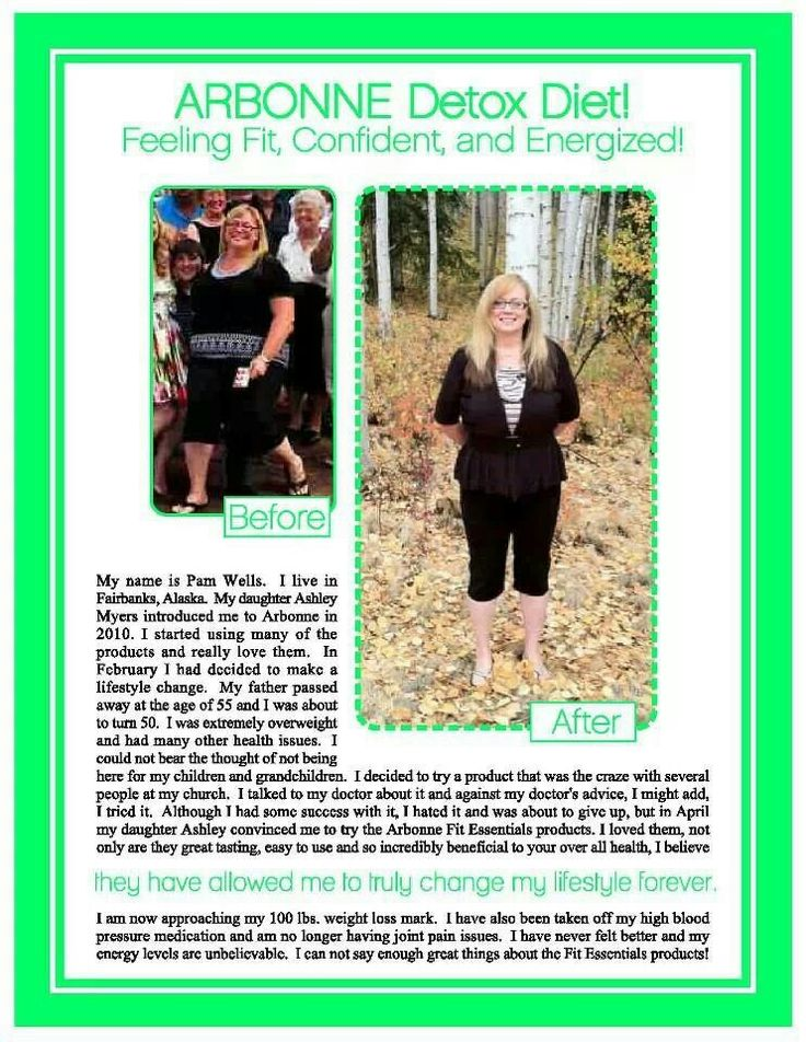 More great testimonials on how fantastic the #Arbonne Fit Essentials & Detox kit are.