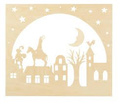 Afbeeldingsresultaat voor Sinterklaas schaduw
