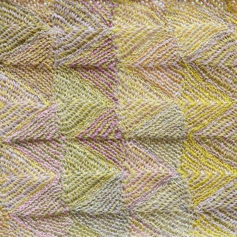 Sophie Digard Crochet - valentine scarf