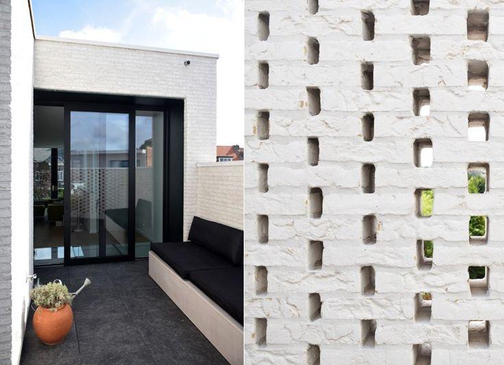 11 best moderne stadswoning images on pinterest modern for Moderne rijwoning