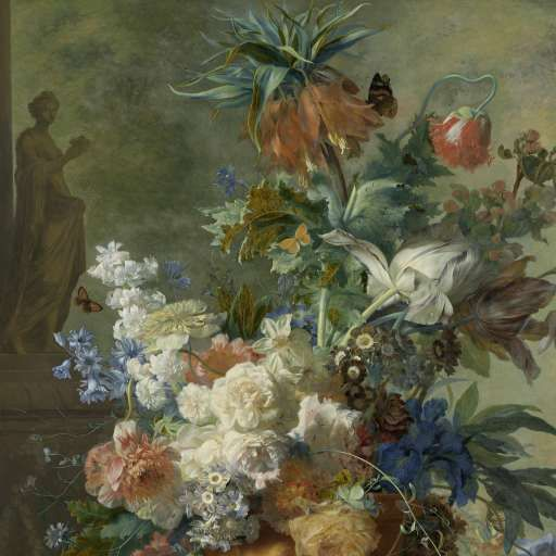Still Life with Flowers, Jan van Huysum, 1723 - Search - Rijksmuseum