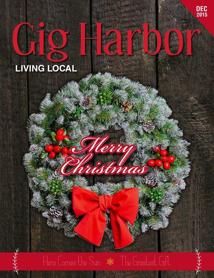 December 2015 Gig Harbor Living Local