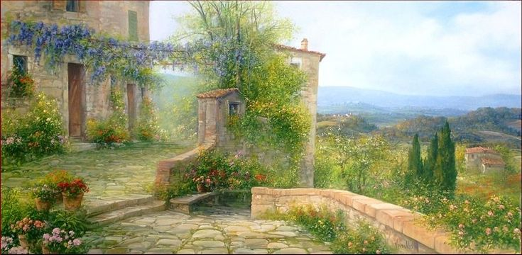 Antonietta Varallo (Italie) ... Italie - un pays de luxe!