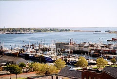 New Bedford Harbor--home