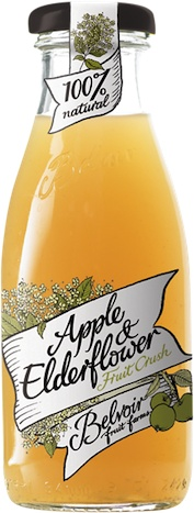 gorgeous calligraphy on a great product By Belvoir Fruit Farms