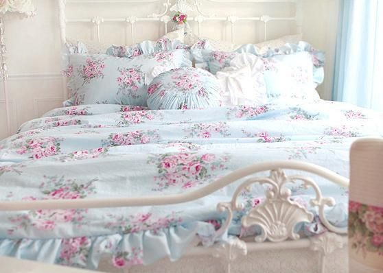 53 Best Images About SHABBY CHIC: Bedding On Pinterest
