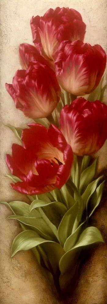 Por Amor al Arte: Las flores de Igor Levashov.