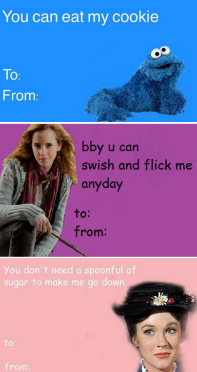 Funny Meme Valentines Day Cards : Overly sexual valentine s day memes with absolutely no