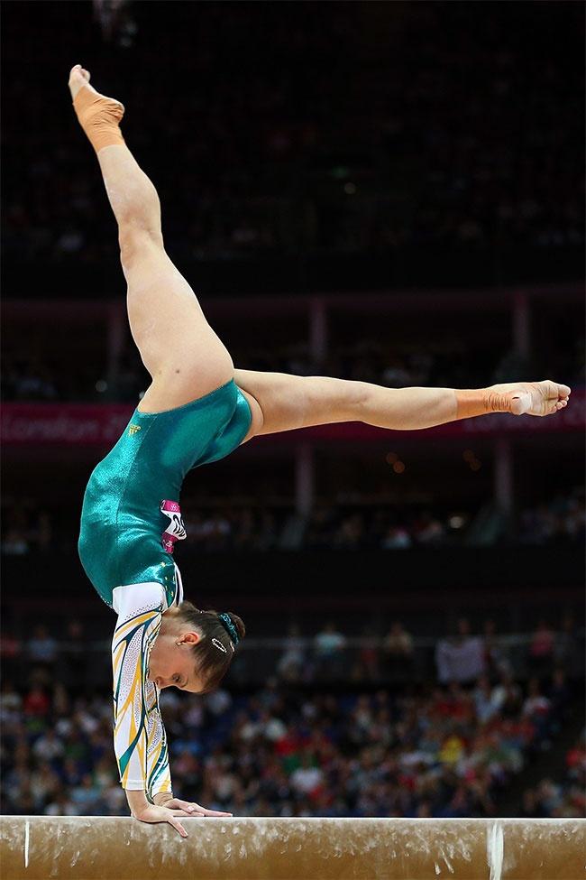 Olympic Athletes Nail Art Hair (PHOTOS)   Styleite