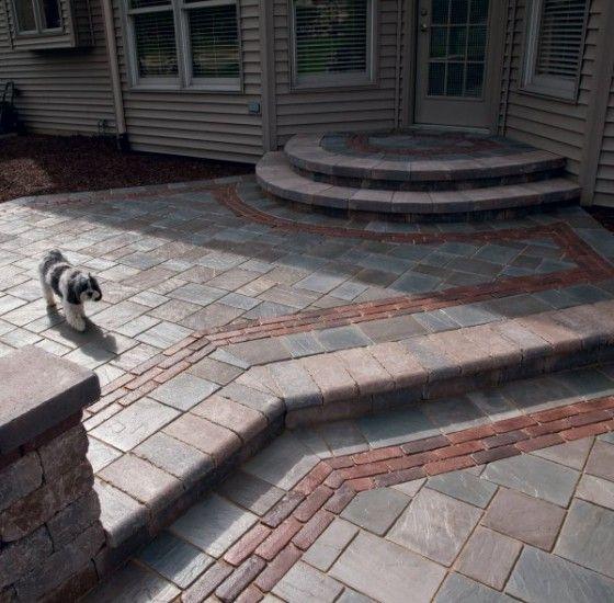 81 best paver patio ideas images on pinterest   patio ideas ... - Patio Paver Ideas