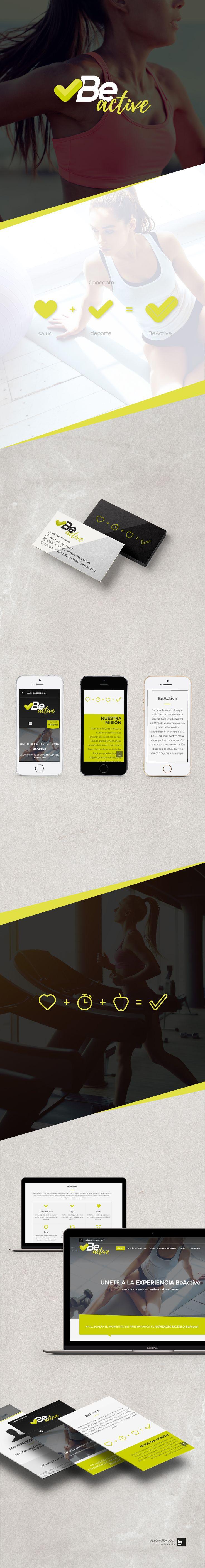 Diseño de branding y web