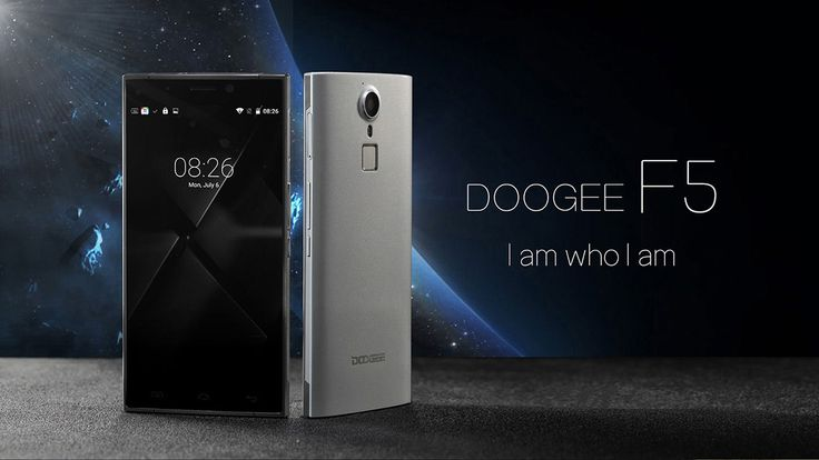 DOOGEE F5 Android 5.1 5.5 inch 4G Phablet FHD IPS OGS Screen MTK6753 64bit Octa Core 3GB RAM 16GB ROM 5MP + 13MP Cameras