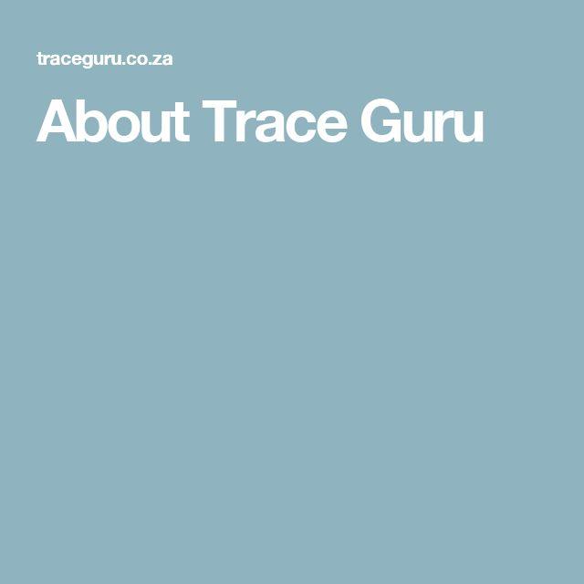 About Trace Guru