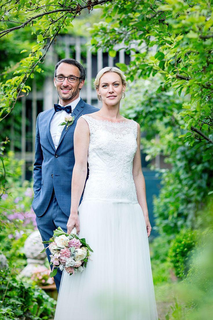 Diese Hochzeit im Gewächshaus ist eine ganz besondere Urban Jungle Wedding
