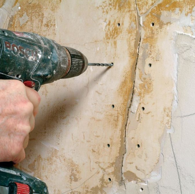 How To Patch Plaster Walls | Old House Online