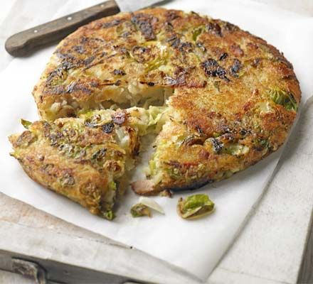 Bubble & squeak should be on everyone's radar come Christmas time - it's a great way of using up leftover mash, sprouts and cabbage