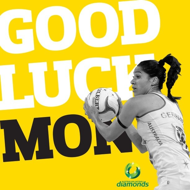 Mo'onia Gerrard has put her netball career on hold as she pursues her dream of representing Australia in Rugby 7s at the 2016 Rio Olympic Games in Brazill. We wish Mon the best of luck as she tackles her dream! #GoodLuckMon