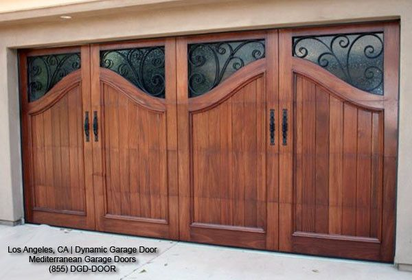 hese residential garage doors are similar to overhead garage doors in operation. Unlike latter, the door is a single paneled doorway, and is lifted completely using similar roller and spring mechanism.