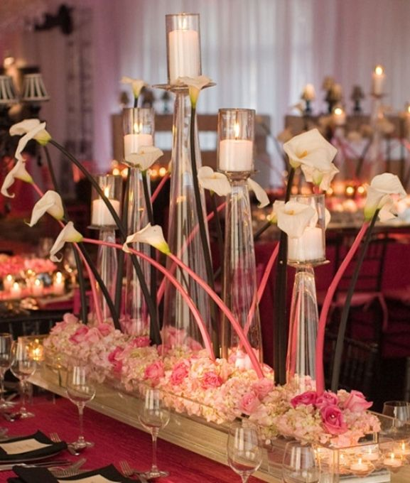 Wedding Reception Centerpieces Candles: 196 Best CANDLESCAPES Images On Pinterest