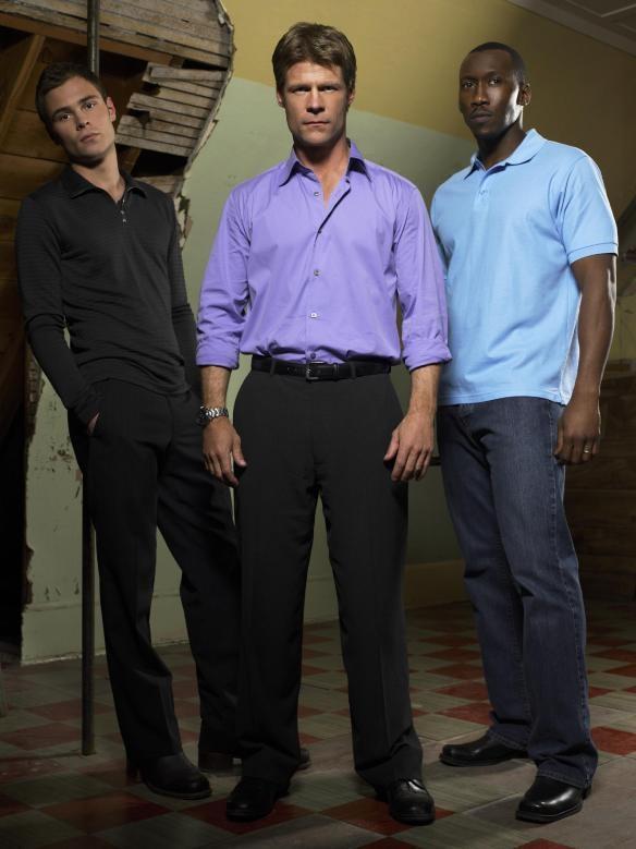 The 4400, great tv, series, show, Shawn, Tom Baldwin, Richard Tyler, cast shot, photo