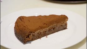 KNIVEN fra STRUBEN: Chokoladekage