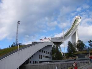 Tryvann Vinterpark/ Holmenkollen Ski Jump