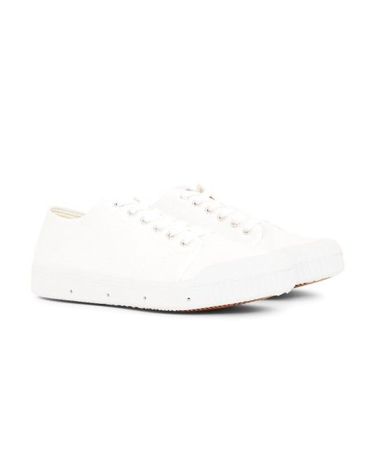 Spring Court G2 Canvas Plimsolls White | New In at The Idle Man | Shop now! | #StyleMadeEasy