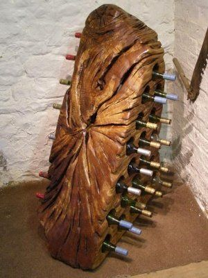 Rack and Ruin - The Original and Unique British Solid Wood Wine Rack Company