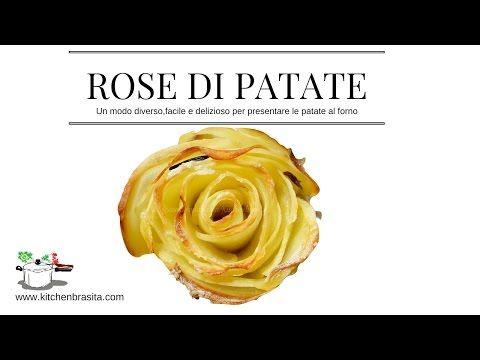 Patate Hasselback,RICETTA PERFETTA,Pronte in pochi minuti - YouTube