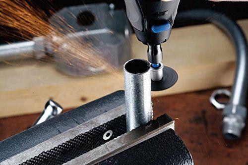 Dremel S456JD 12 Disques EZ speedclic métaux 38 mm: Price:7.99 Diametre de travail : Ø 38mm. Dremel, inventeur du systeme EZ SpeedClic pour…