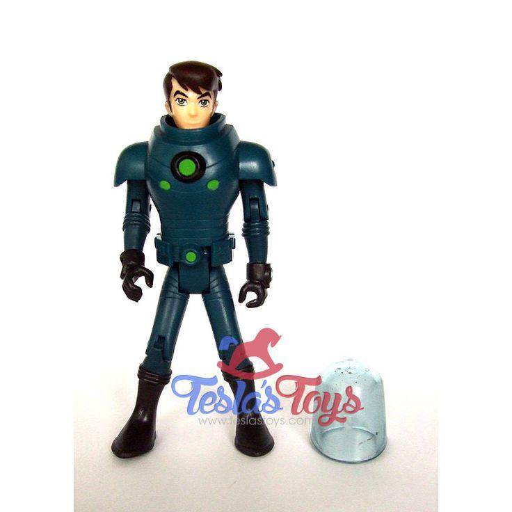 Ben 10 Ultimate Alien Action Figure - Stealth Suit Ben (Loose), 11.99  #actionfigure #ben10 #ben10ultimatealien #bentennyson