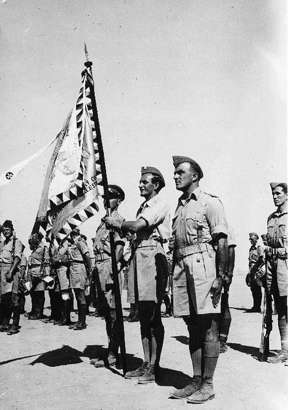 The 11th Infantry Battalion — East (Czech: 11. československý pěší prapor — Východní) was a Czechoslovak infantry battalion during World War II. It served with British Commonwealth forces in the Middle East and North African campaigns (Wikipedia).