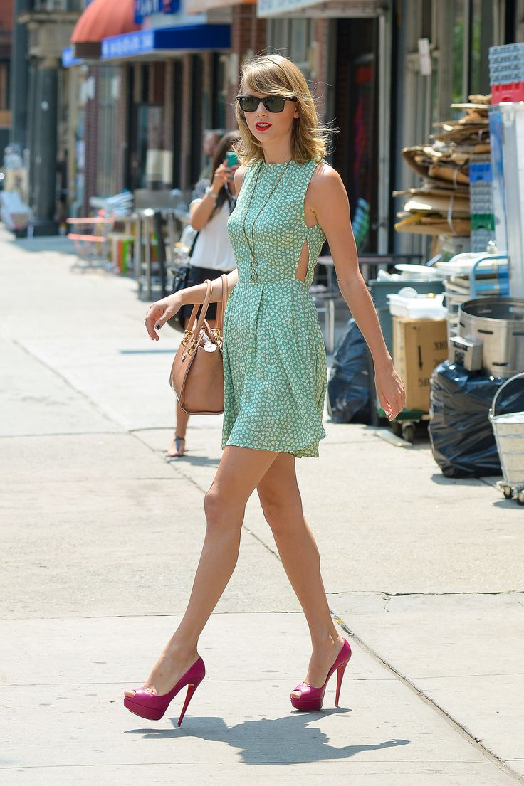 How Taylor Swift Stays Healthy (and Always Leaves the Gym Looking So Flawless)
