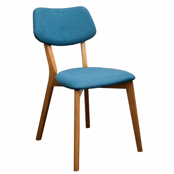Jelly Bean Dining Chair Teal