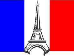 Eiffel Torni, Ranska, Lippu, Torni