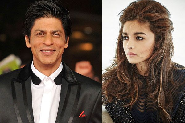 Shah Rukh is always open to opinions: Alia Bhatt - http://thehawk.in/news/shah-rukh-is-always-open-to-opinions-alia-bhatt/