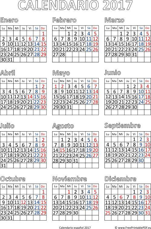 ... en Pinterest | Calendario, Organizador Semanal y Planificador Mensual