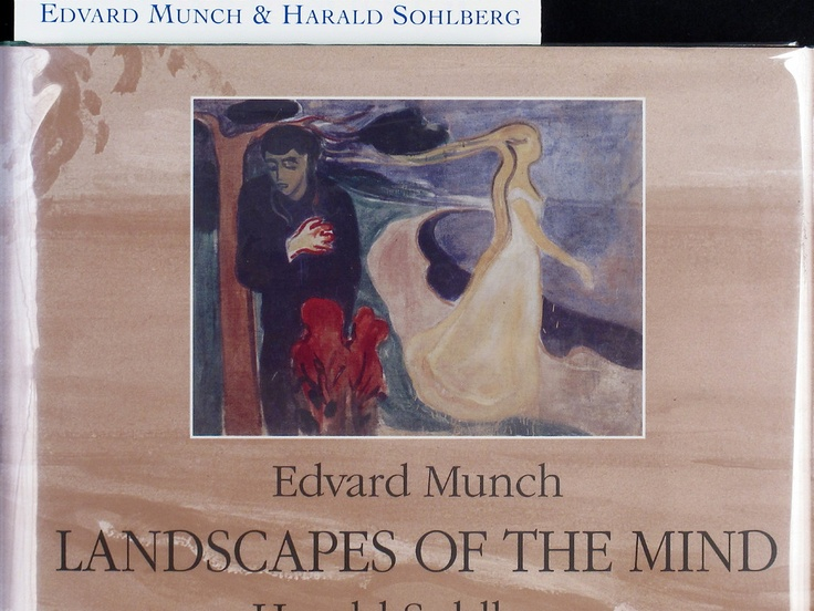 Landscapes of the Mind by Harald Sohlberg