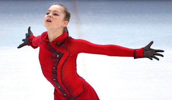 ソチ五輪女子フィギュア リプニツカヤ選手 日本でジュリエット・デビュー