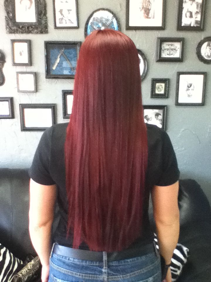 Box Hair Color How To