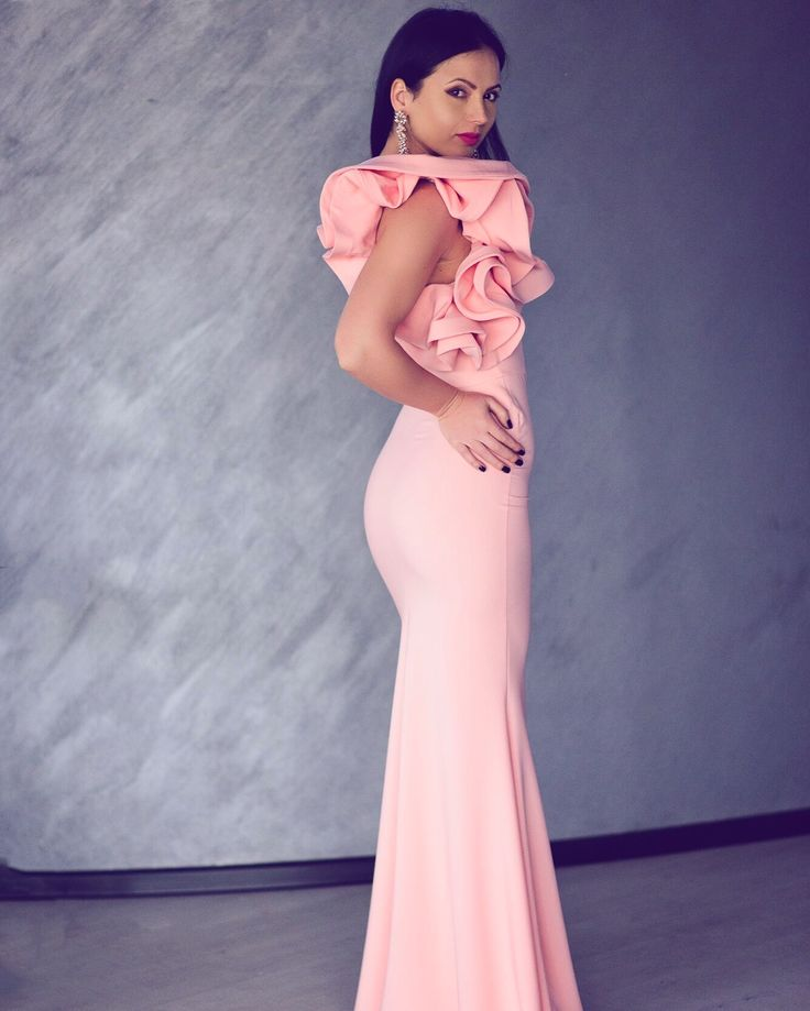 Elegance is when inside is as beautiful as the outside   Perfect pink dress