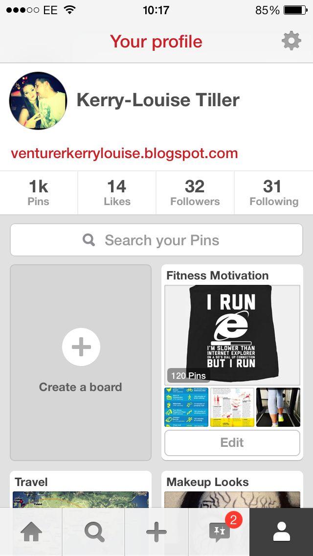 Pinterest post http://venturerkerrylouise.blogspot.com/2014/09/pinterest.html