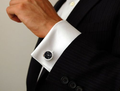 Cufflinks: Style, Gifts Ideas, White Shirts, Watches Cufflinks, Father Day Gifts, Men Fashion, Suits, Cuffs Link, Design Blog