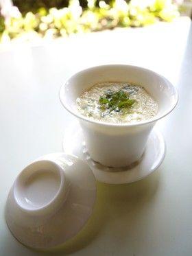 ブルーチーズ茶碗蒸し