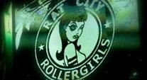 The Rat City Rollergirls rock.