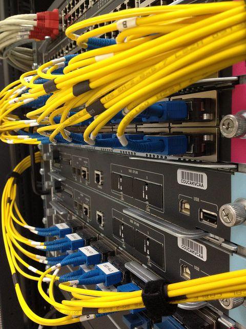 Cisco 6509 Omurga / Core