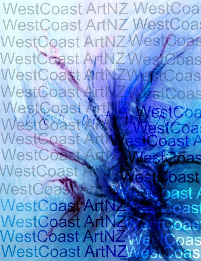 Blue Crayfish (2013) Artist: Rekha WestCoast  #art #artgallery #artwork #painting #digitalart #abstractart #modernart #acrylicpainting #oilpainting #artforsale #tumblr #facebook #ebayart #design #saatchiartgallery #artpeople #newzealand #artists #creative #drawing #paint #bluecrayfish #ocean #seafood #blue #purple #turquoise