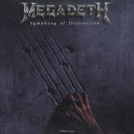 megadeth symphony of destruction lyrics | Megadeth Symphony Of Destruction Lyrics